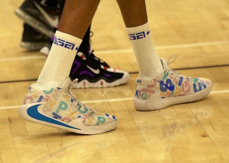 Nike Zoom Freak 1 MVP PE