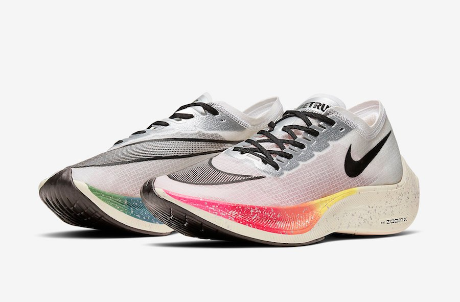 Nike ZoomX VaporFly NEXT% Be True AO4568-101 Release Date Info