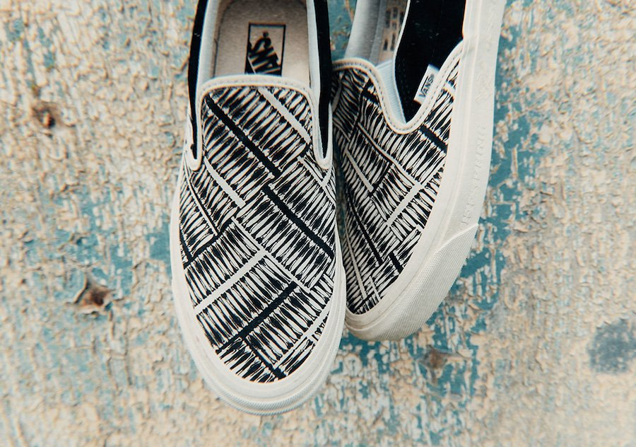 Offspring Vans Herring-Bone Pack Release Date Info