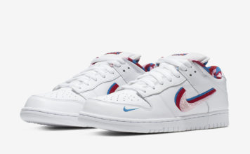 Parra Nike SB Dunk Low CN4504-100 Release Details
