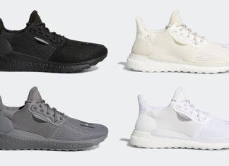 Pharrell adidas Solar Hu Glide July 2019 Release Date