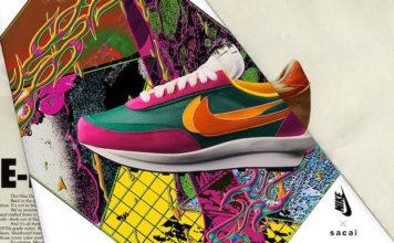 sacai Nike LDWaffle BV0073-301 Release Date Info