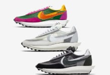 sacai Nike LDWaffle Pack Release Date