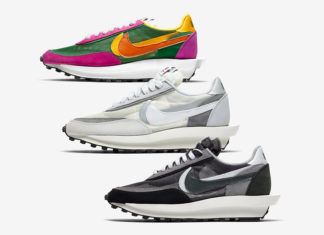 sacai Nike LDWaffle Pack Release Date