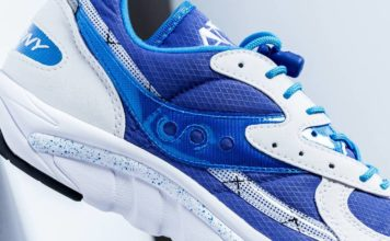 Saucony Aya Light Blue Release Date Info
