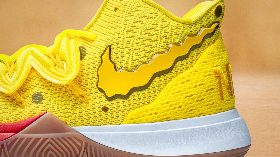 Nike Kyrie 5 Spongebob Release Info | SneakerFiles