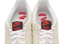 Stranger Things Nike Cortez Sail Deep Royal Blue Release Date