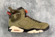 Travis Scott Air Jordan 6 Release Info CN1084-200
