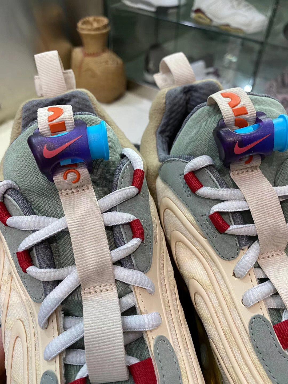 Travis Scott Nike Air Max 270 React CT2864-200 Release Date