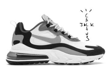 Travis Scott Nike Air Max 270 React Release Date Info