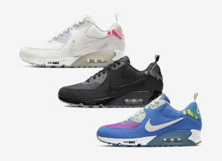 Undefeated Nike Air Max 90 2020 Release Date