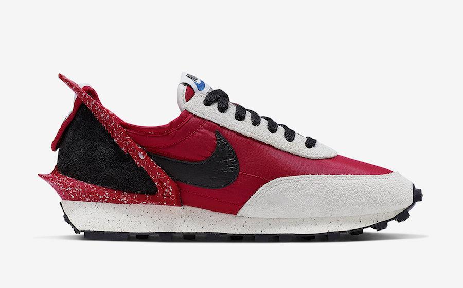 Undercover Nike Daybreak University Red CJ3295-600 Release Date Info