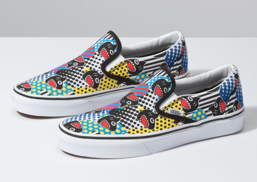 Vans Slip-On Shark Week 2019 Collection Release Date Info
