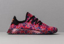 adidas Deerupt Spray Paint EE5672 Release Date Info