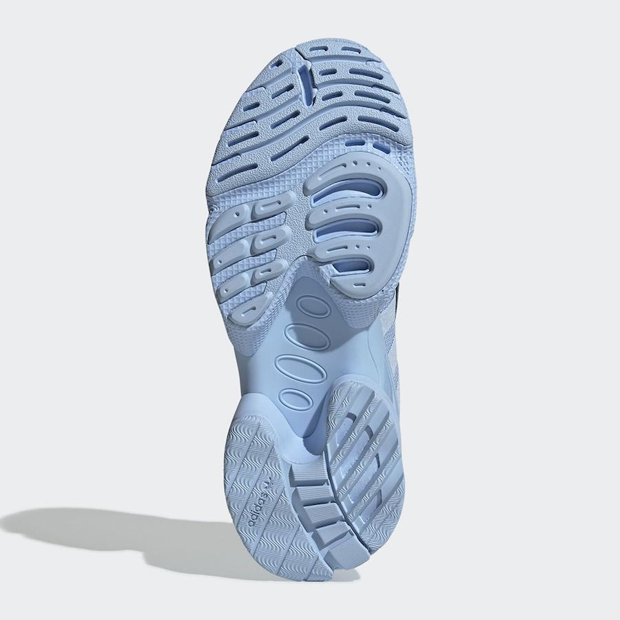 adidas EQT Gazelle Glow Blue EE4822 Release Date Info