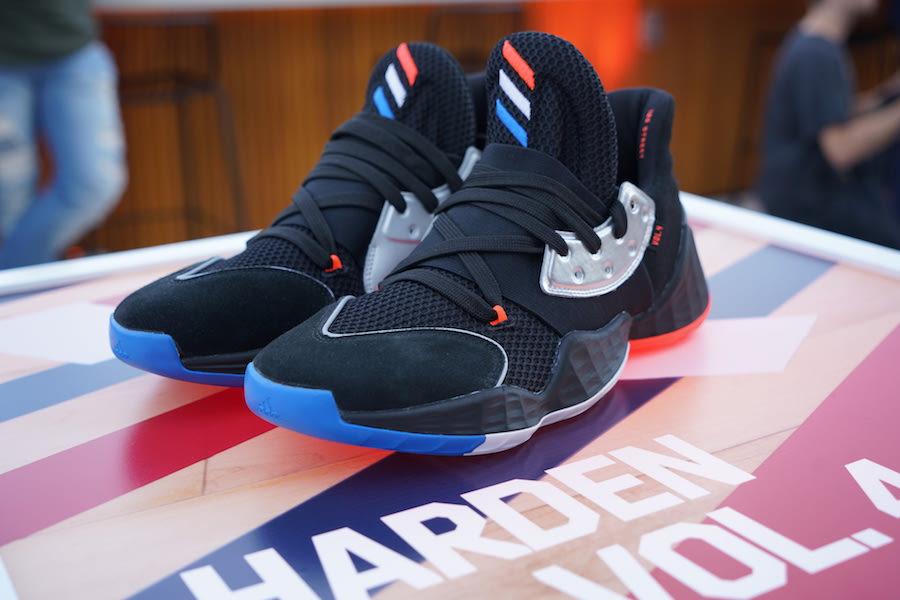 adidas Harden Vol 4 Barbershop Release Date