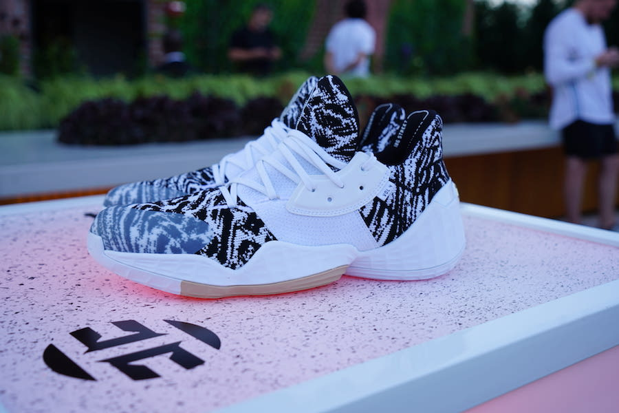adidas Harden Vol 4 Cookies and Cream Release Date