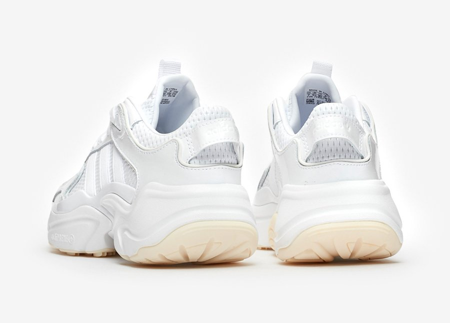adidas Magmur Runner White EE4815 Release Date Info