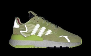 adidas Nite Jogger Semi Frozen Yellow EE5911 Release Date Info