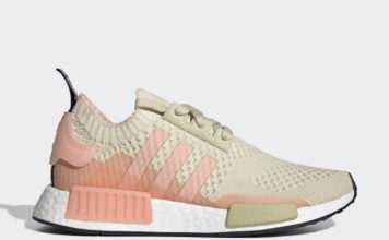 adidas NMD R1 Primeknit Glow Pink EE6434 Release Date Info