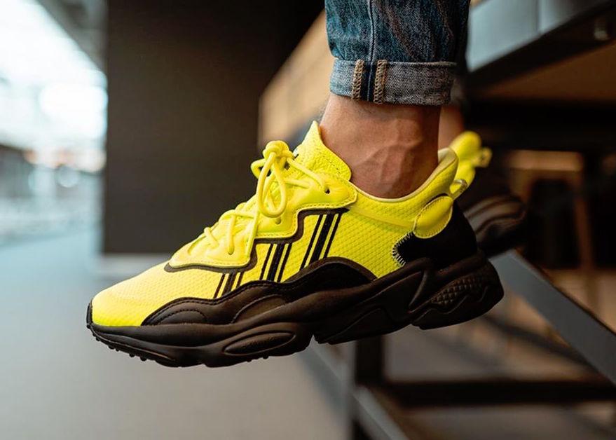adidas Ozweego Solar Yellow EG7449 Release Date Info