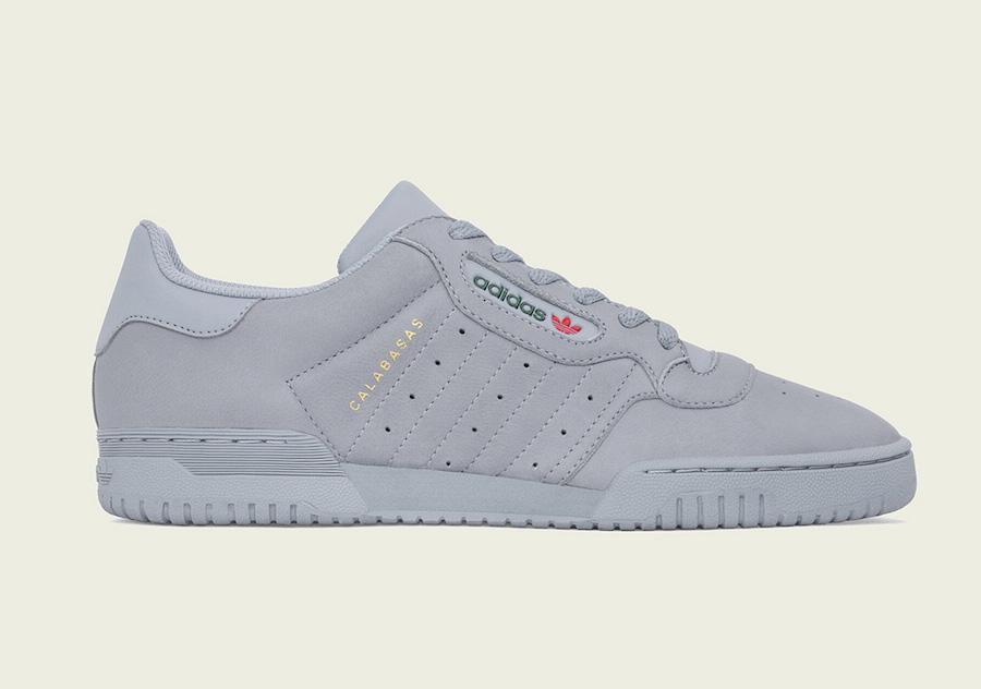 adidas Powerphase Grey
