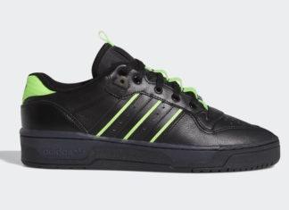 adidas Rivalry Low Solar Green EE4962 Release Date Info