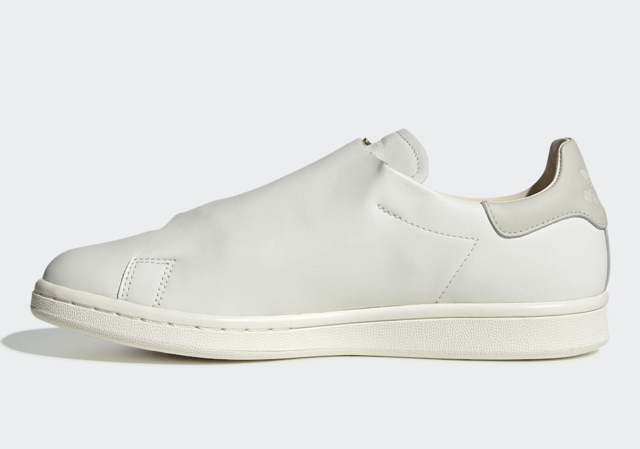 adidas Stan Smith Buckle White EE4889 Release Date Info
