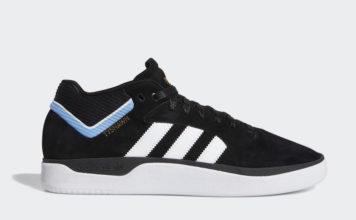 adidas Tyshawn Core Black EE6076 Release Date Info