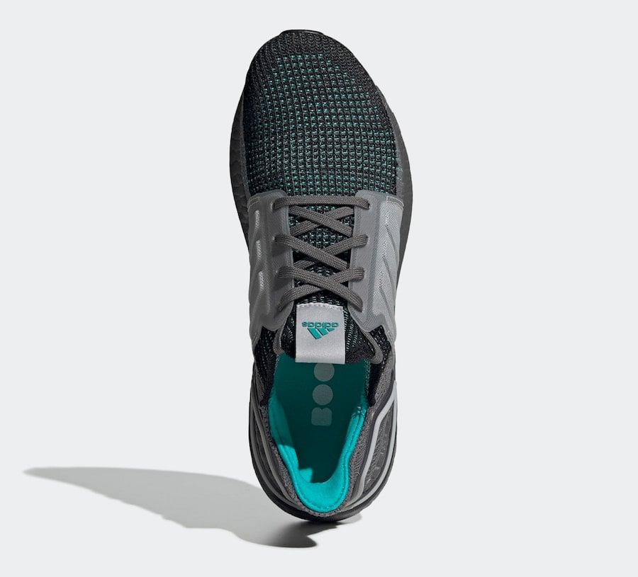 adidas Ultra Boost 2019 Black Grey Teal EF1339 Release Date Info