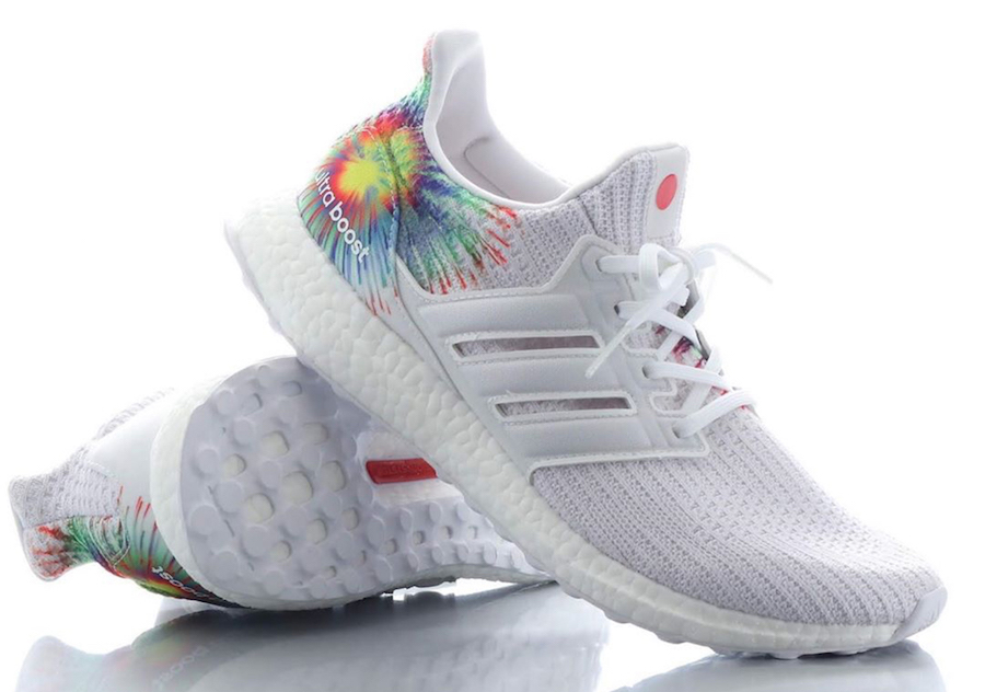 adidas Ultra Boost Japan Fireworks FW3730 Release Date Info