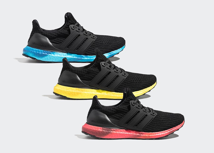 adidas Ultra Boost Rainbow Pack Release Date