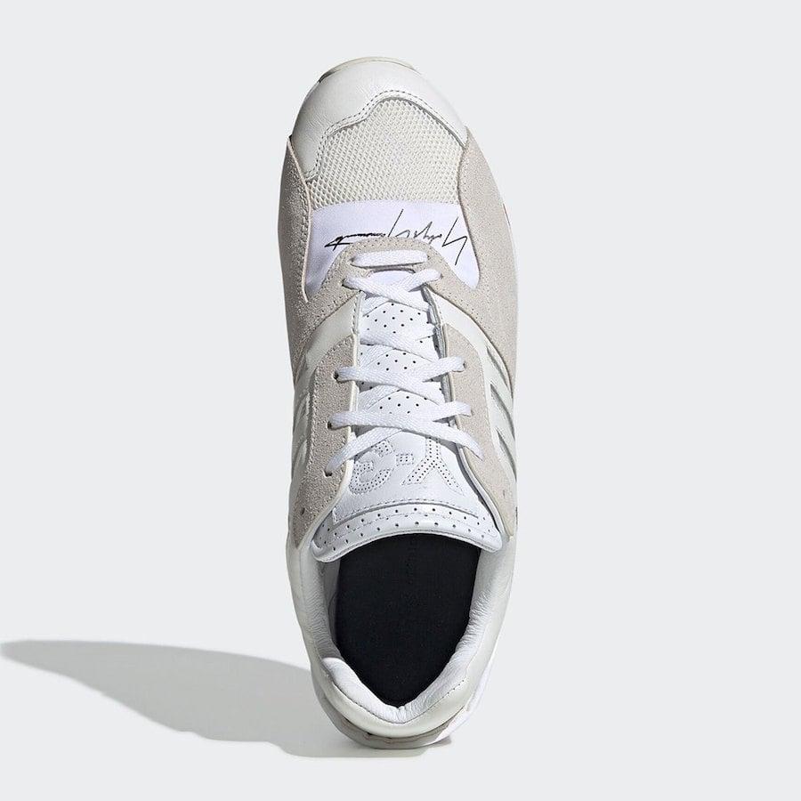 adidas Y-3 ZX Run Off White EF2552 Release Date Info