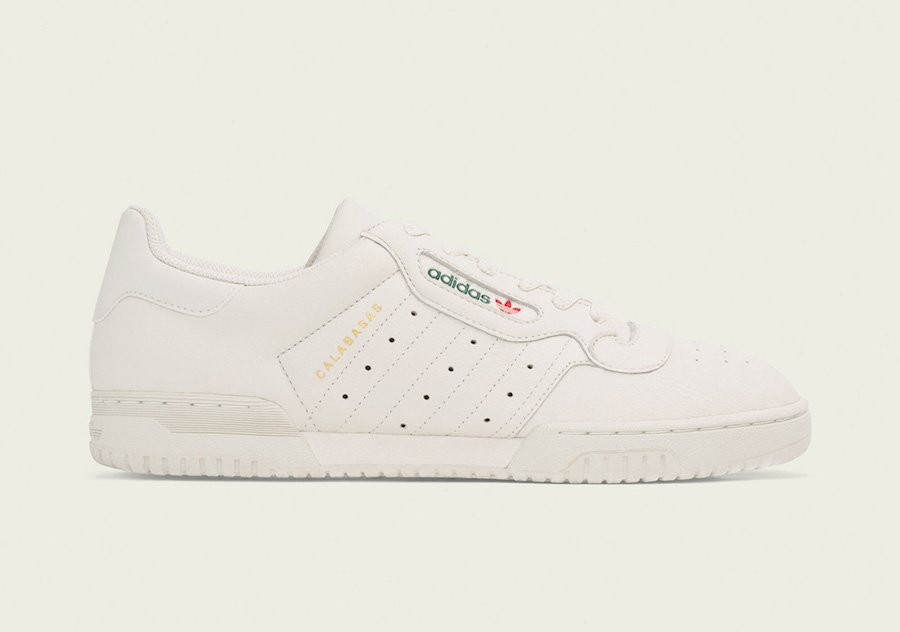 adidas Yeezy Powerphase Core White