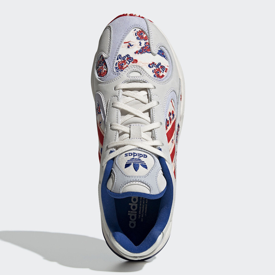 adidas Yung-1 Lucky Clouds EE7087 Release Date Info