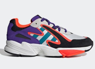adidas Yung-96 Chasm Active Teal EF1427 Release Date Info