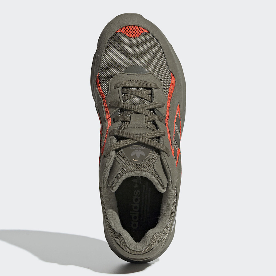 adidas Yung-96 Chasm Trail Raw Khaki EE7232 Release Date Info