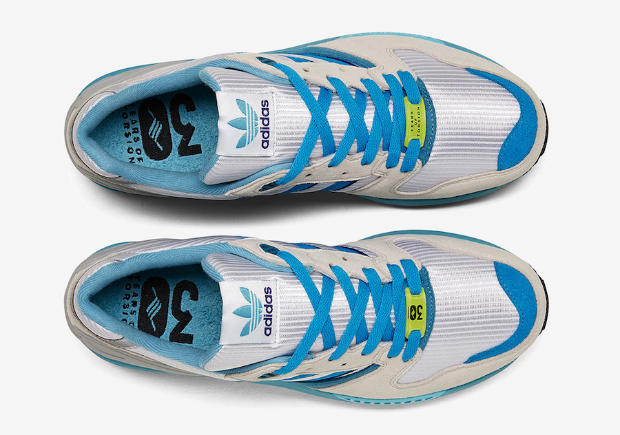 adidas ZX 5000 White Blue FU8406 Release Date Info