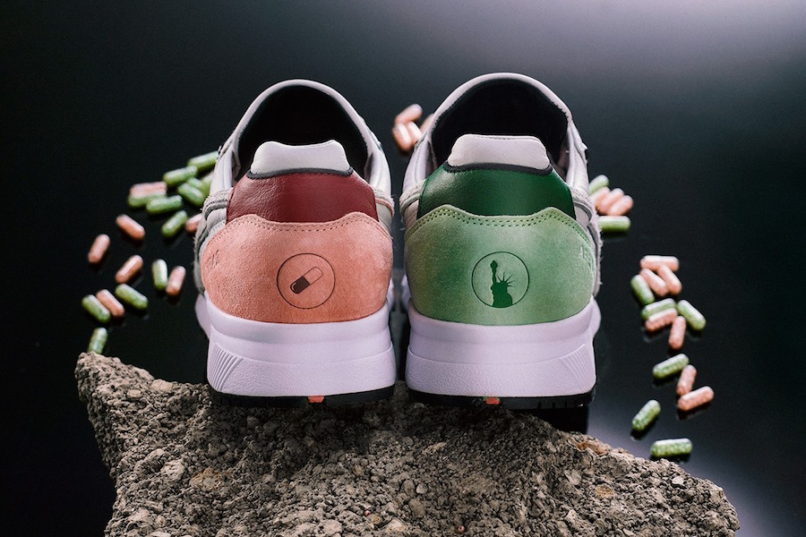 Afew Diadora N.9000 Highly Addictive NYC Release Date Info