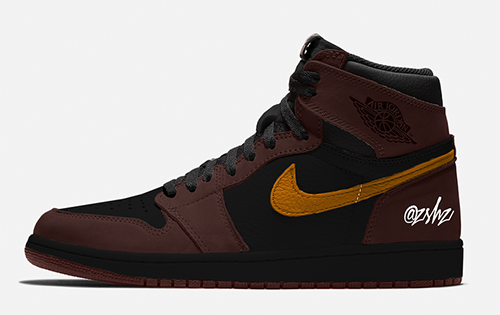 Air Jordan 1 Baroque Brown Black Laser Orange Release Date