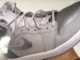Air Jordan 1 Japan Neutral Grey Metallic Silver White 555088-029 Release Date