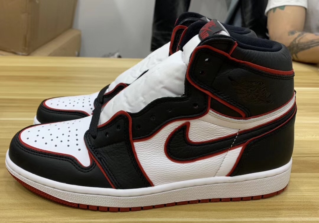 Air Jordan 1 Meant To Fly 555088-062 Release Date Info