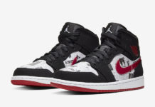 Air Jordan 1 Mid SE Newspaper 852542-061 Release Date Info