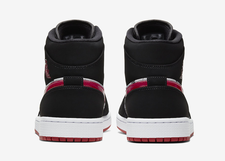 Air Jordan 1 Mid SE Newspaper 852542-061 Release Date Info