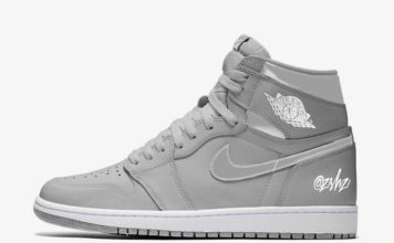 Air Jordan 1 Neutral Grey Metallic Silver White 555088-029 Release Date Info