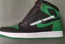 Air Jordan 1 Pine Green Gym Red 555088-030 Release Info