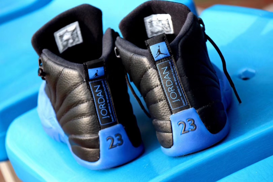 Air Jordan 12 Game Royal 130690-014 On Feet