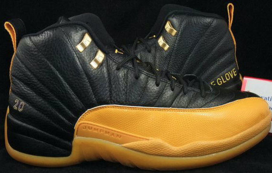Air Jordan 12 Black University Gold 130690-070 Release Date Info | SneakerFiles