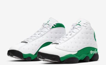 Air Jordan 13 Lucky Green 2020 414571-113 Release Date