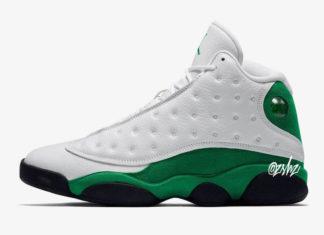 Air Jordan 13 Lucky Green 414571-113 Release Date Info